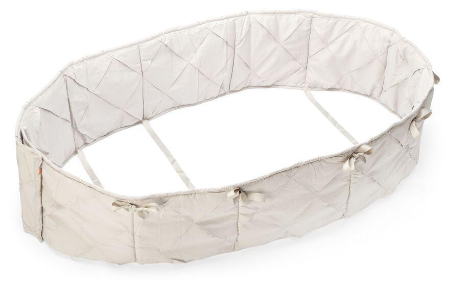 Stokke® Sleepi™ Bed Bumper, Classic Beige