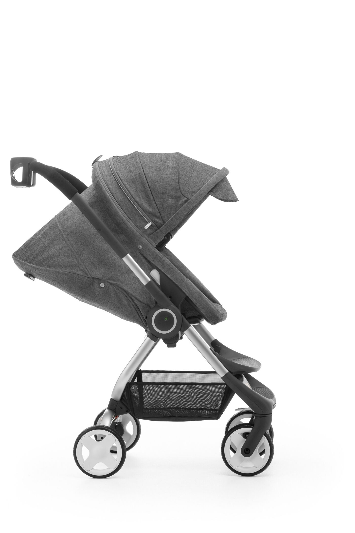 Stokke® Scoot™ Black Melange. Cup Holder.