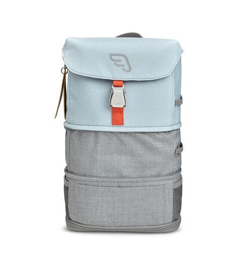 JetKids™ de Stokke® Crew Backpack Blue Sky, Blue Sky, mainview view 4