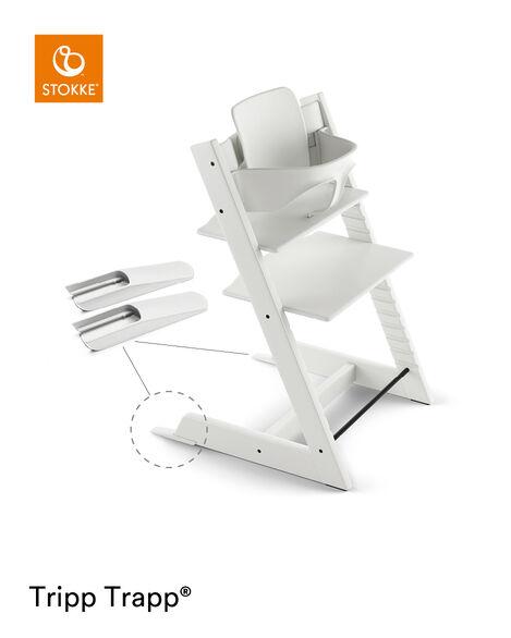 Tripp Trapp® Baby Set White, White, mainview view 4