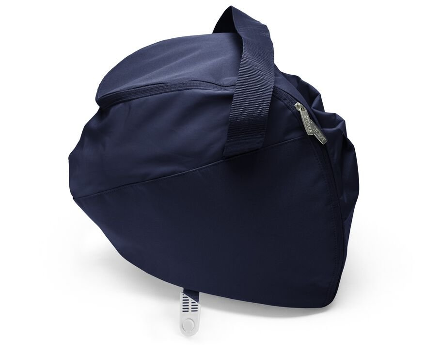 Stokke® Xplory® accessories. Shopping Bag, Deep Blue.