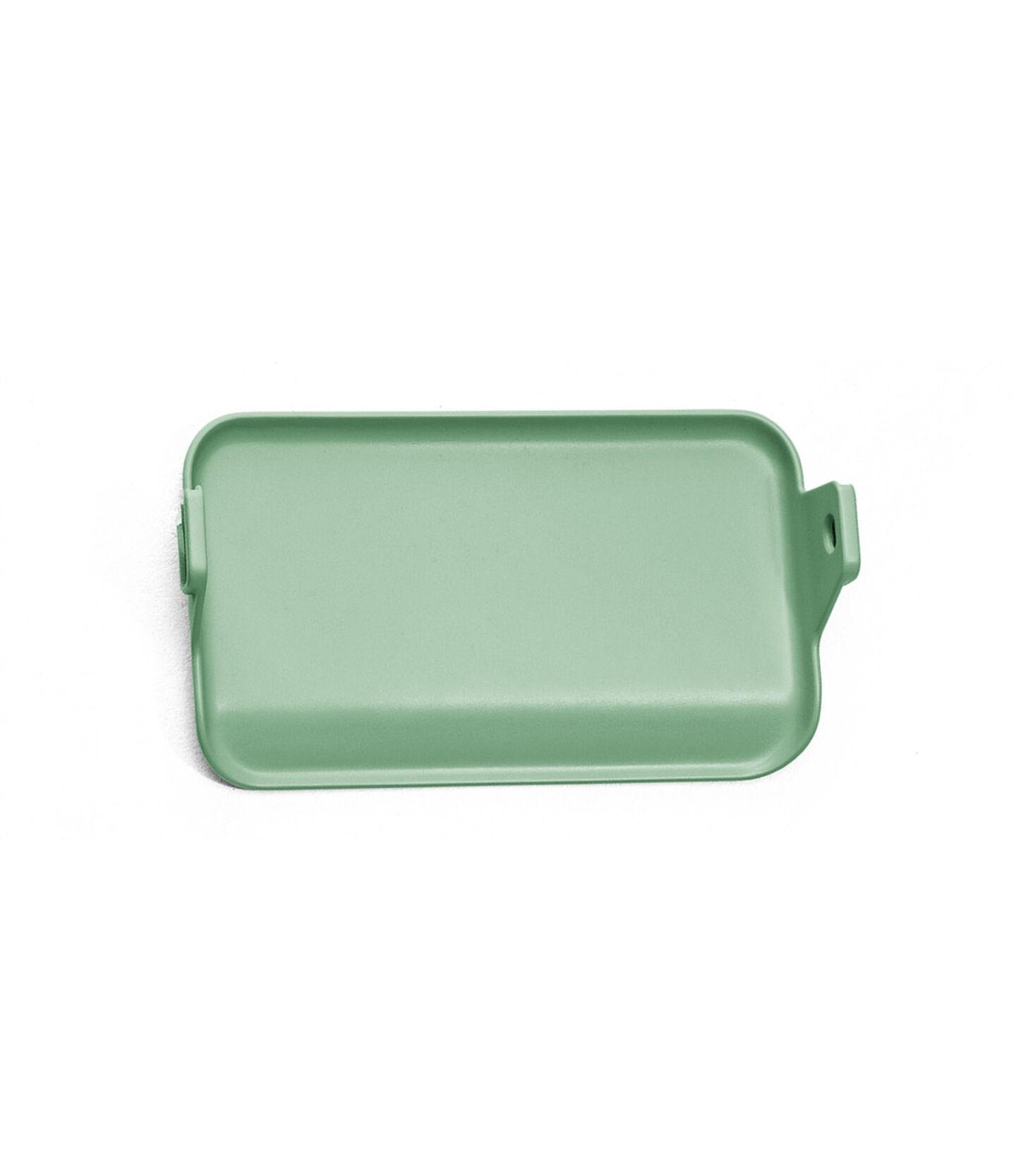 Stokke® Clikk™ Footrest Clover Green, Clover Green, mainview view 1