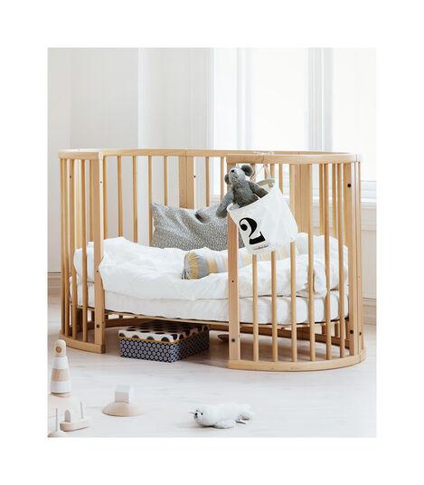 Stokke® Sleepi™ Mini - Łóżko mini Natural, Natural, mainview view 6