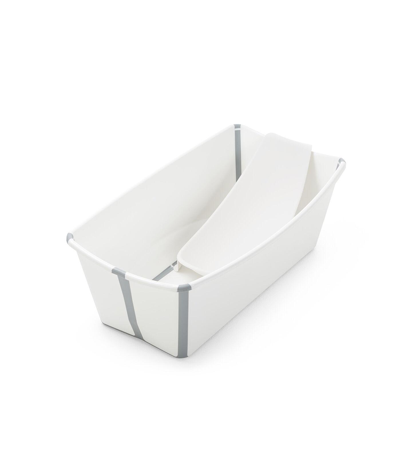 Bath tub, White. view 1