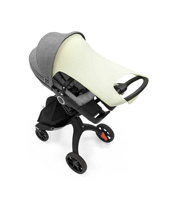 Stokke® Stroller Sun Shade Light Pistachio, Pistachio, mainview view 1