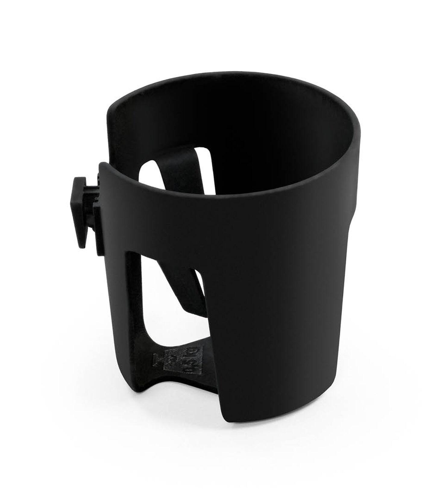 Stokke® Stroller Becherhalter Black, , mainview view 2