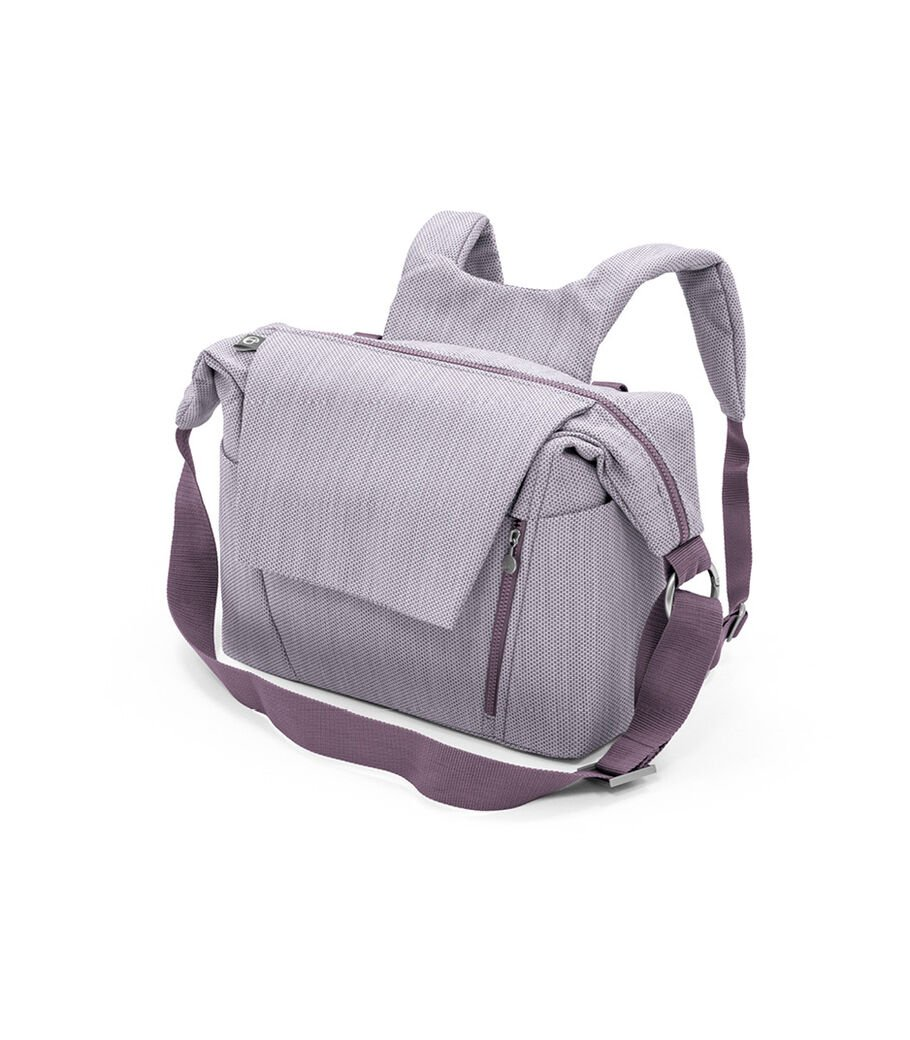 Stokke® Wickeltasche, Brushed Lilac, mainview
