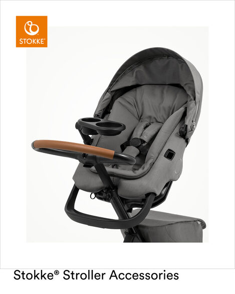 Stokke® Xplory® X with Stroller Snack Tray. Accessories. Zoomed. view 11