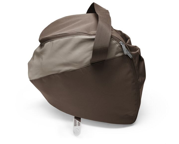 Stokke® Xplory® accessories. Shopping Bag, Brown.
