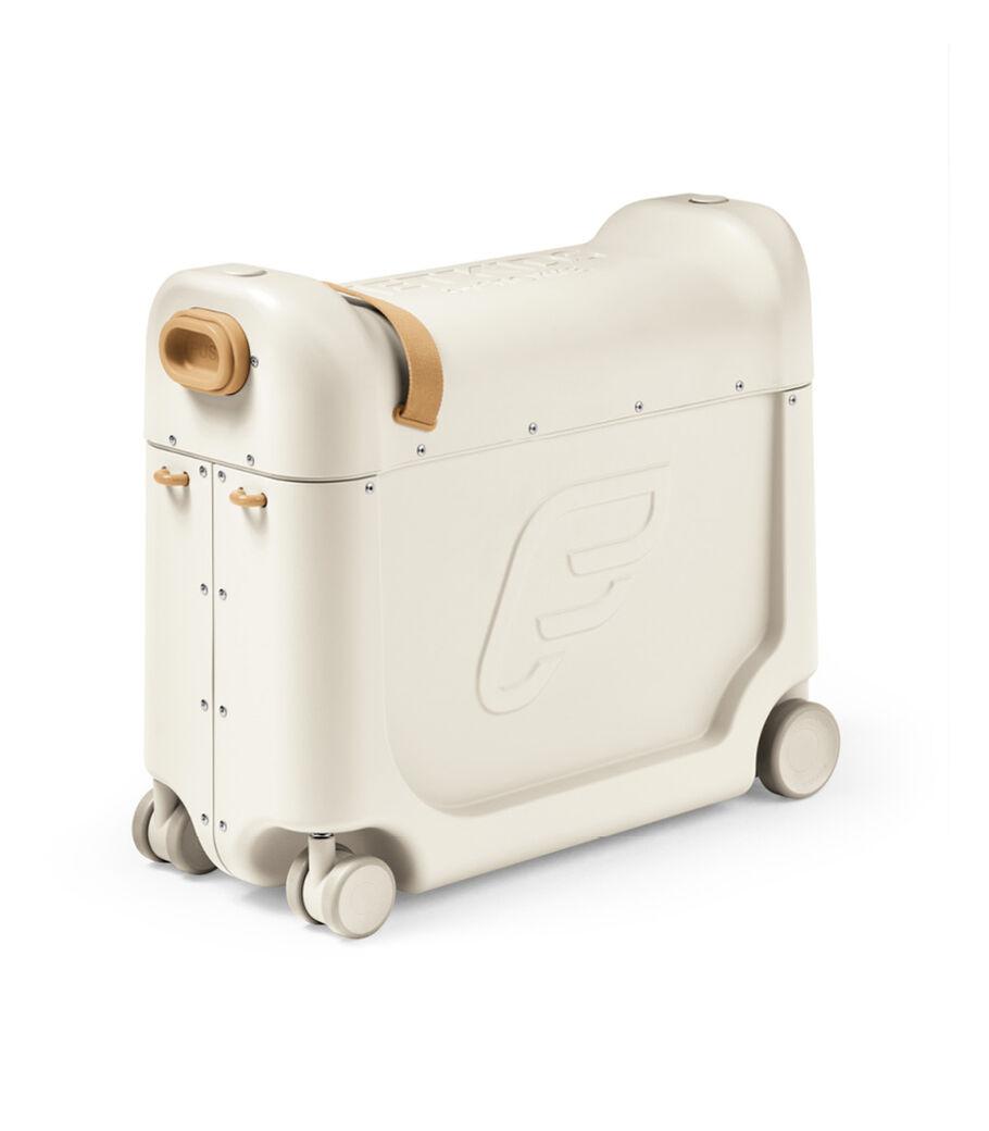 JetKids™ by Stokke® BedBox V3 in Full Moon White.