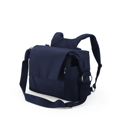 Stokke® Changing Bag Deep Blue, Deep Blue, mainview view 3