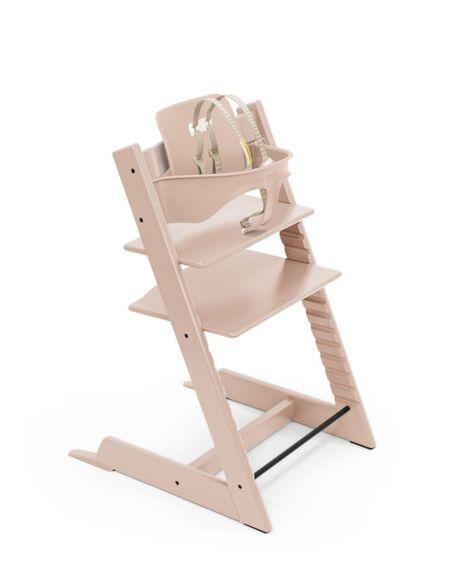 Tripp Trapp® Baby Set Serene Pink US, Serene Pink, mainview view 4