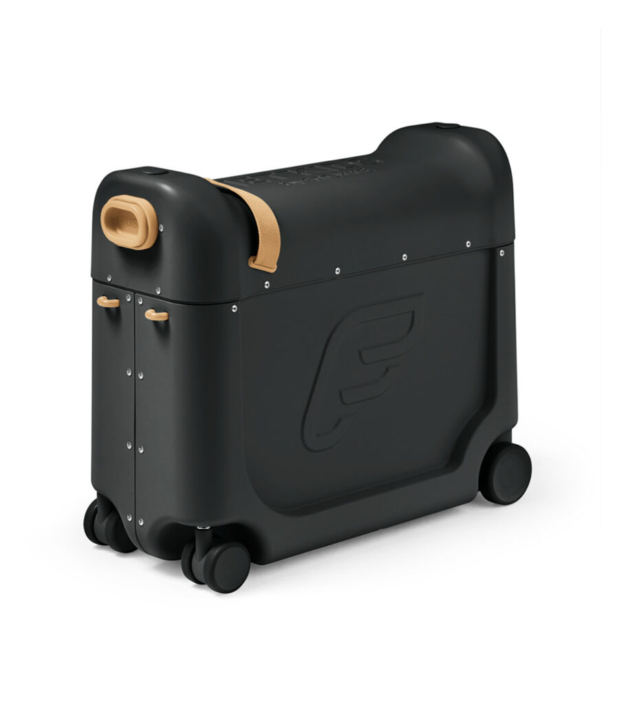 JetKids™ by Stokke® BedBox V3 in Lunar Eclipse Black. view 1