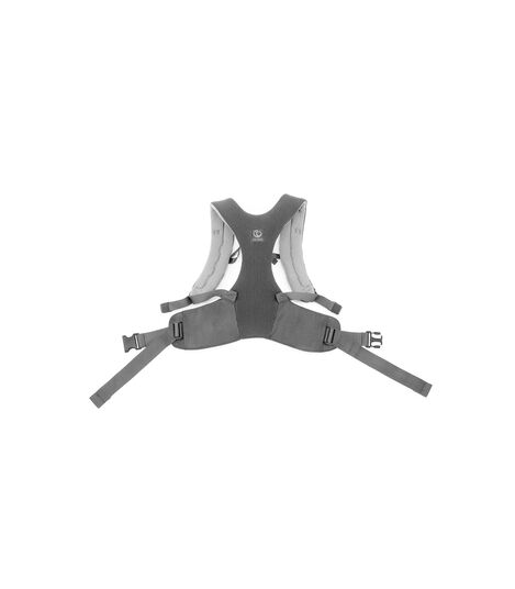 Stokke® MyCarrier™ Bæresele front Grey Mesh, Grey Mesh, mainview view 2