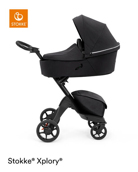 Stokke® Xplory® X Carry Cot Rich Black, Насыщенный черный, mainview view 9