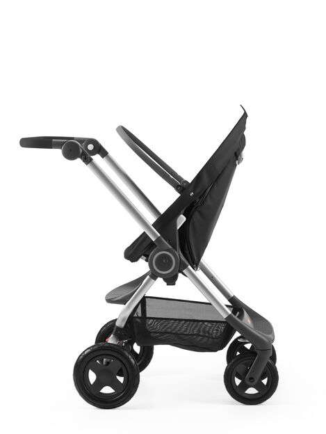 Stokke® Scoot™ Seat without Canopy, Black.