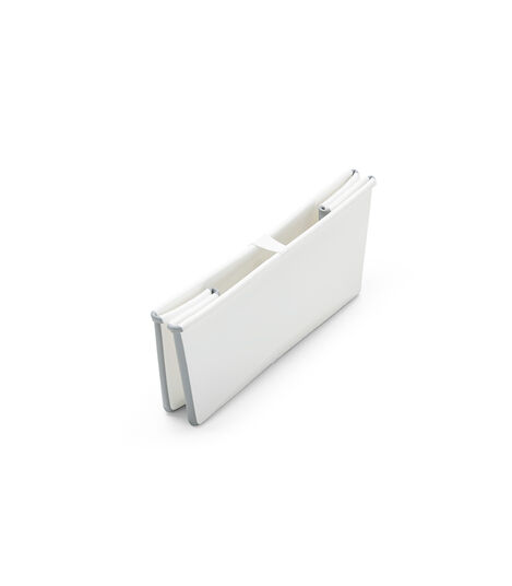 Stokke® Flexi Bath® bath tub, White Grey. Folded. view 4