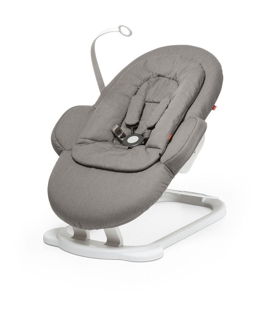 Stokke® Steps™ 多功能嬰童椅搖籃, 淡灰色, mainview