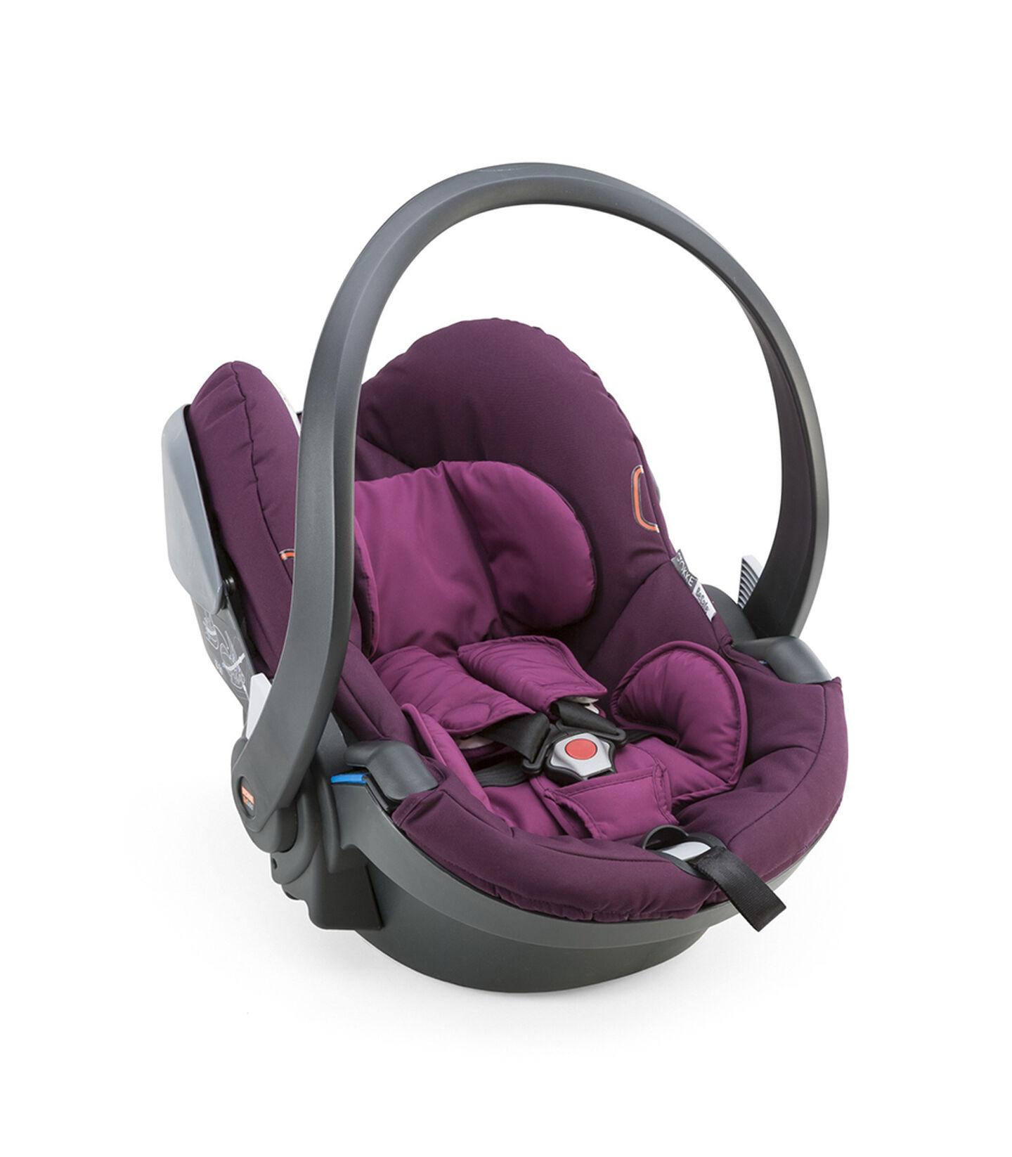 Car Seat, Purple.