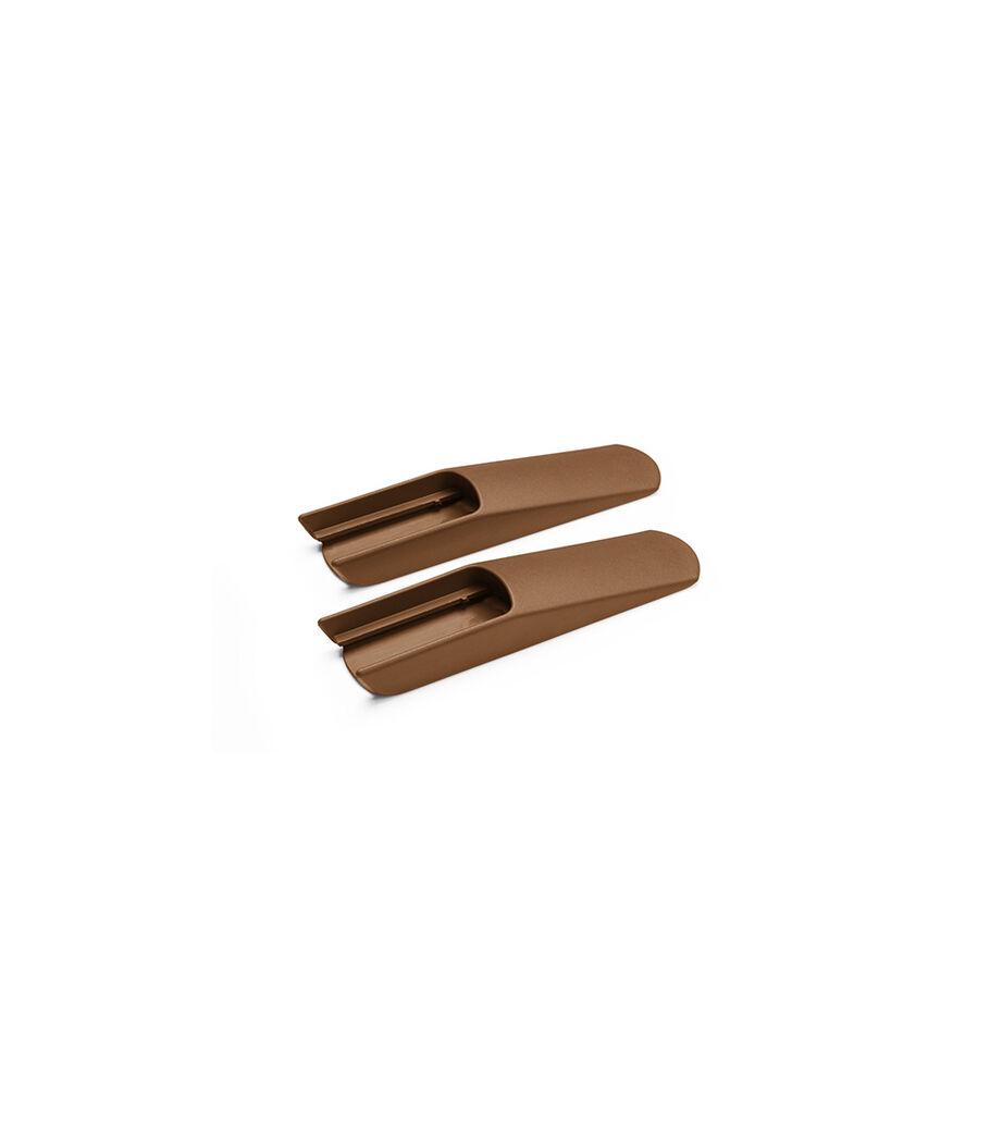 Tripp Trapp® Extended Glider, Walnut Brown.
