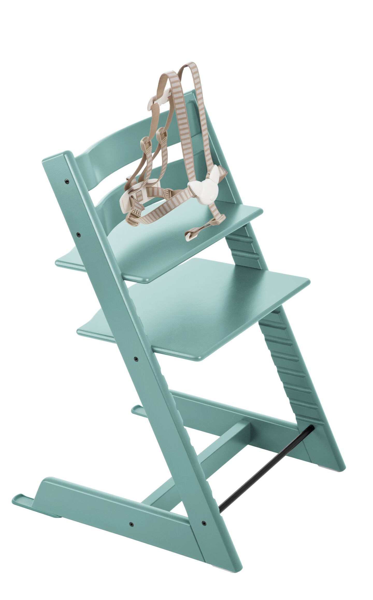 Tripp Trapp® Aqua Blue (USA version).
