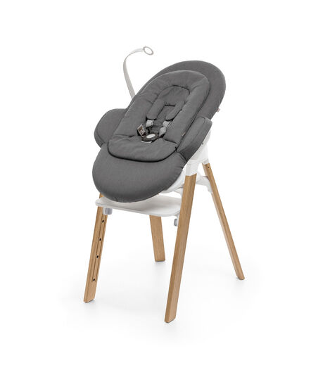 Stokke® Steps™ Chair White Oak, White/Oak Natural, mainview view 7