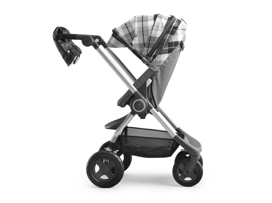 Stokke® Scoot™ Winter Kit Flannel Grey.