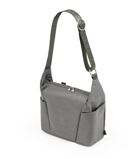 Stokke® Xplory® X Changing bag  Modern Grey, Modern Grey, mainview view 3