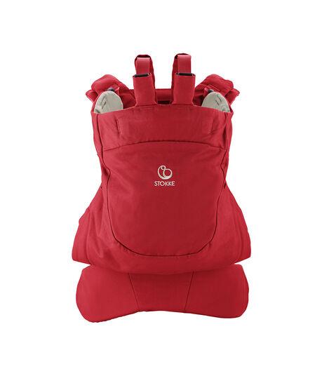 Stokke® MyCarrier™ Mochila frontal y dorsal Rojo, Rojo, mainview view 3