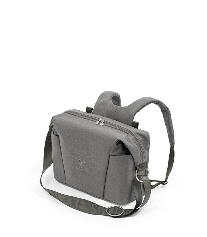 Stokke® Xplory® X verzorgingstas, Modern Grey, mainview view 1