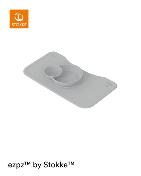 ezpz by Stokke® for Stokke® Steps™ Tray, Grey. view 8