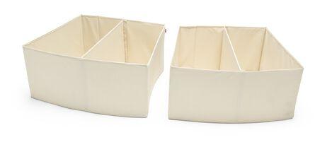 Accessories. Storage baskets.
