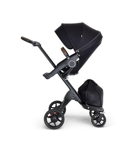 Stokke® Stroller Seat Black, Noir, mainview view 3