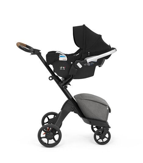 Stokke® PIPA™ by Nuna® Black Car Seat Black, Black, mainview view 2