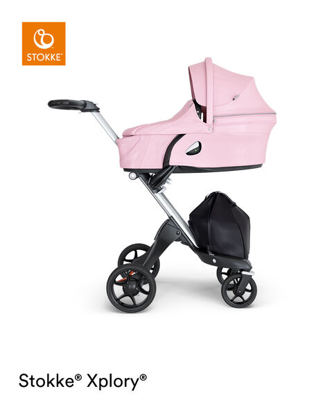 Stokke® Xplory® Carry Cot Complete Lotus Pink, Розовый лотус, mainview view 5