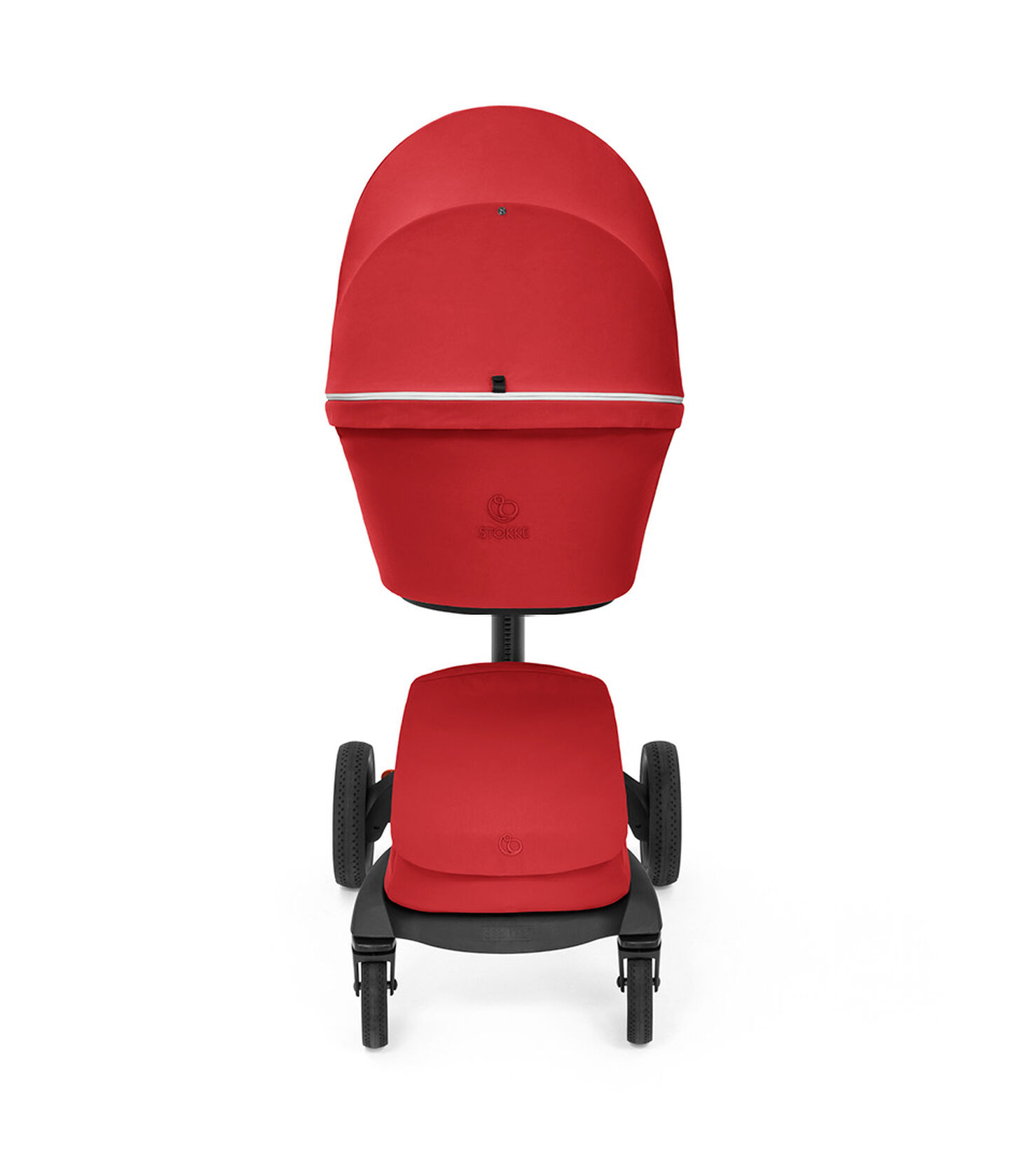 Stokke® Xplory® X Babyschale Ruby Red, Ruby Red, mainview view 4