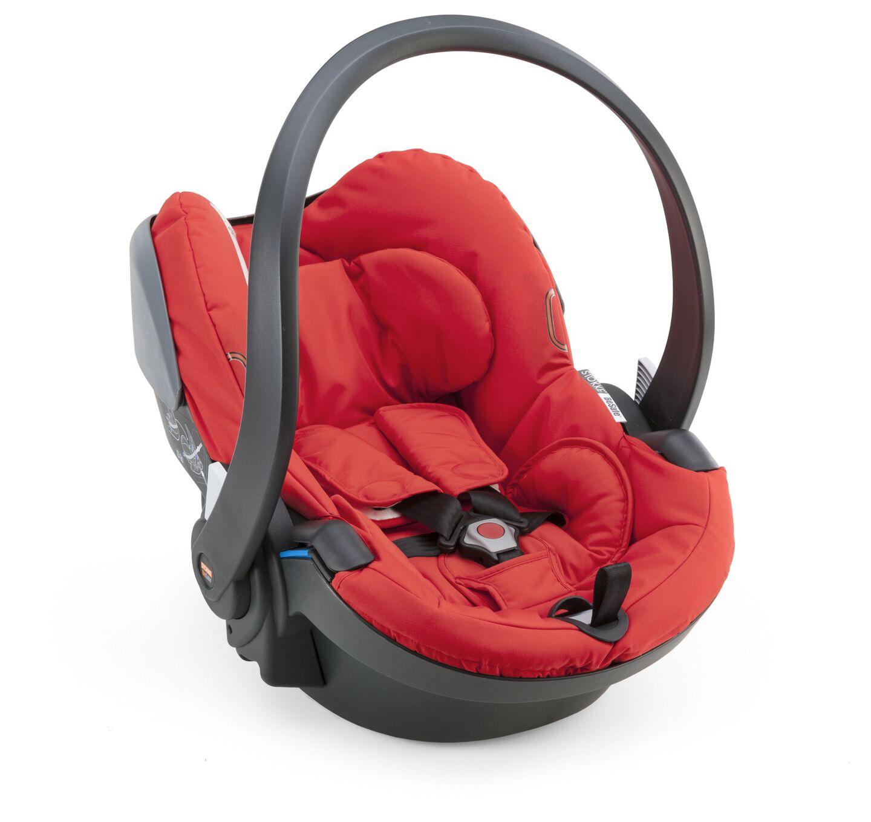 Car Seat, Red.