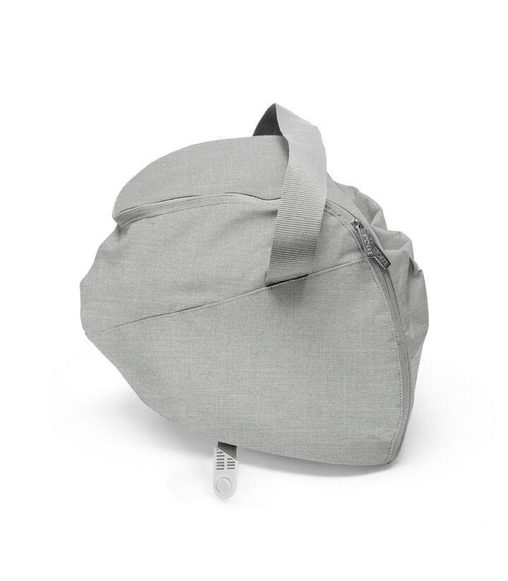 Stokke® Xplory® Shopping Bag, Grey Melange, mainview view 1