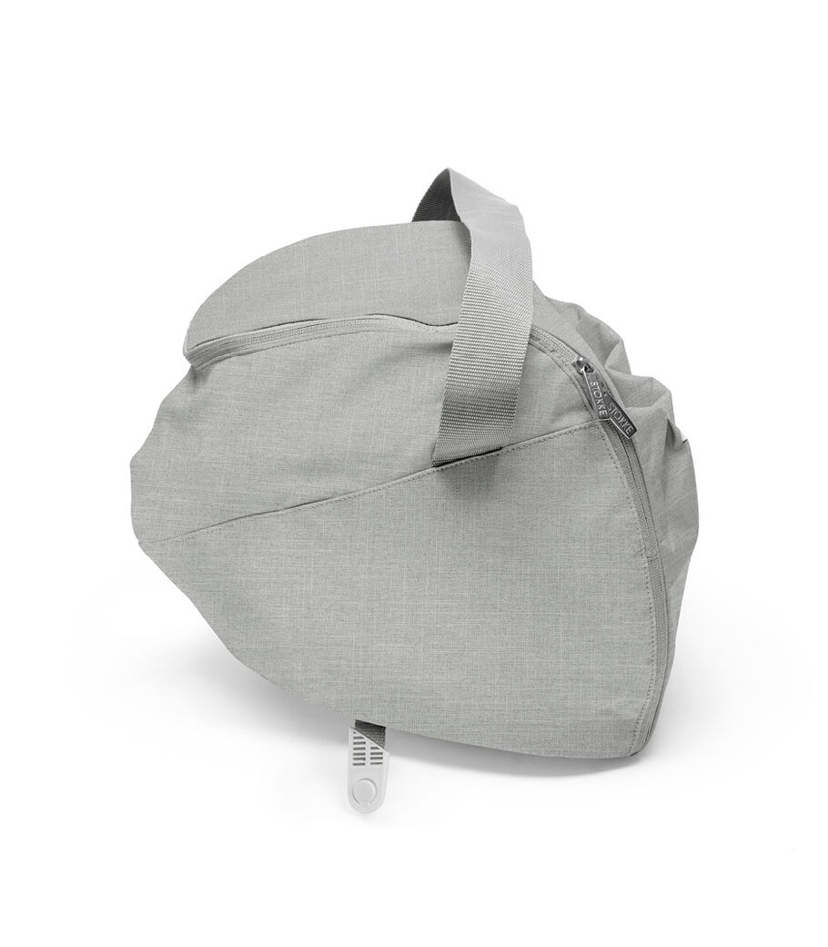 Stokke® Xplory® Shopping Bag V5, Grey Melange. view 53