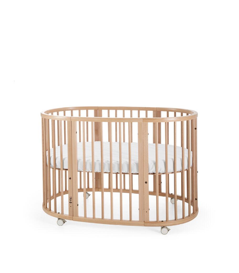 Stokke® Sleepi™ Crib/Bed, Natural, mainview view 2