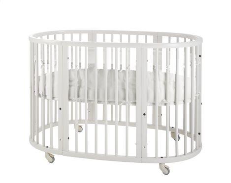 Stokke® Sleepi™ Bumper White, White, mainview view 8