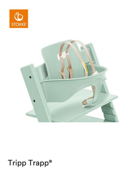 Tripp Trapp® Baby Set Soft Mint, Menta Suave, mainview view 3