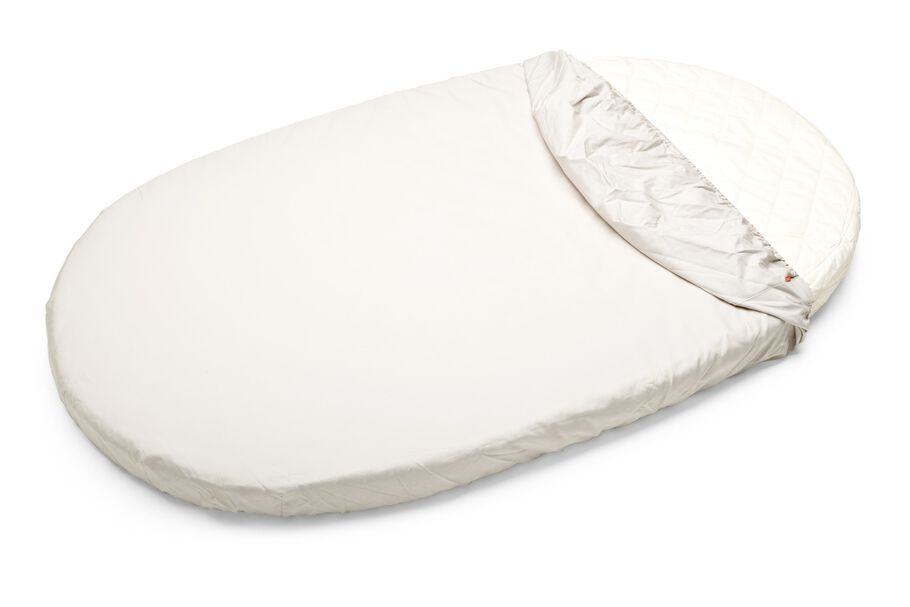 Stokke Sleepi Bed Fitted Sheet, Beige