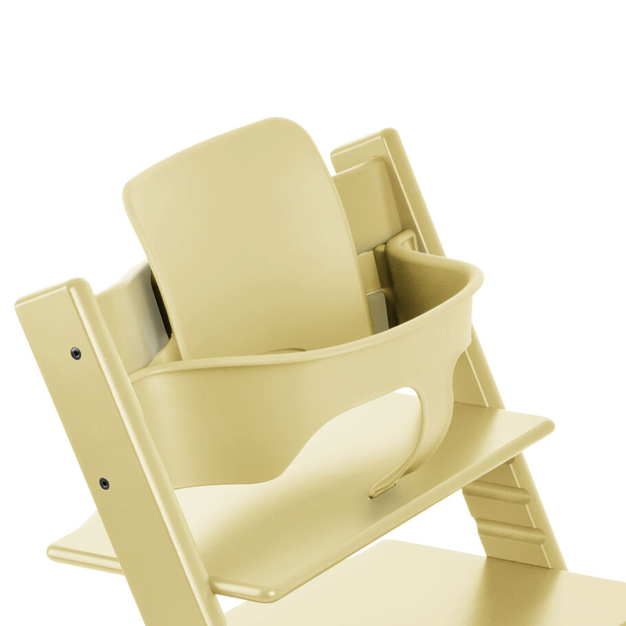 Tripp Trapp® Baby Set Wheat Yellow. Detail.