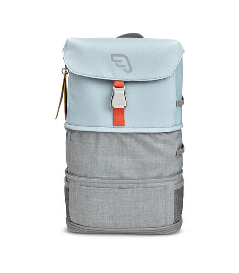 JETKIDS Crew Backpack Blue Sky, Bleu Ciel, mainview view 5
