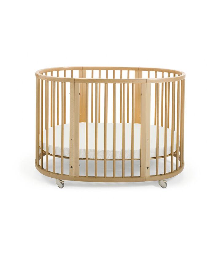 stokke sleepi crib bed natural. Black Bedroom Furniture Sets. Home Design Ideas