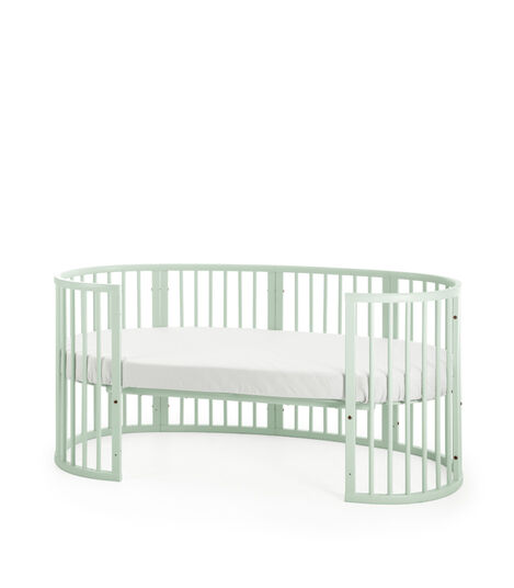 Stokke® Sleepi™ Junior Extension Mint Green, Mint Green, mainview view 4