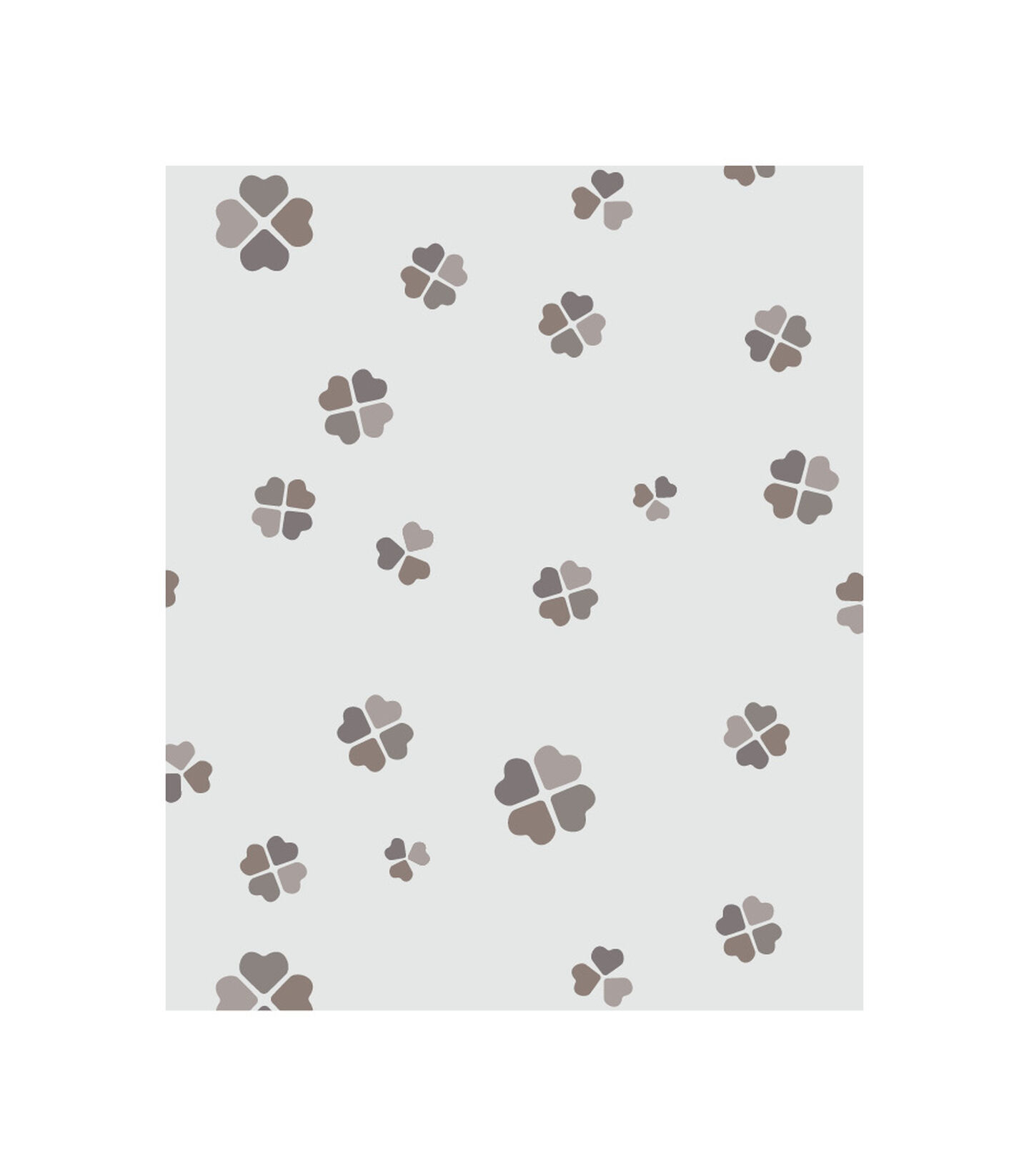 Tripp Trapp® Classic Cushion Lucky Grey OCS, Grigio Lucky, mainview view 3