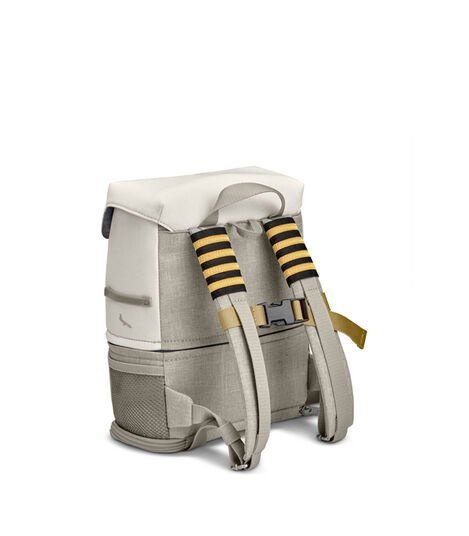 JetKids by Stokke® Crew Backpack White, White, mainview view 4