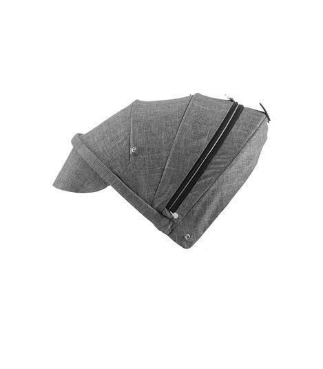 Stokke® Scoot™ Canopy, Black Melange.  view 2